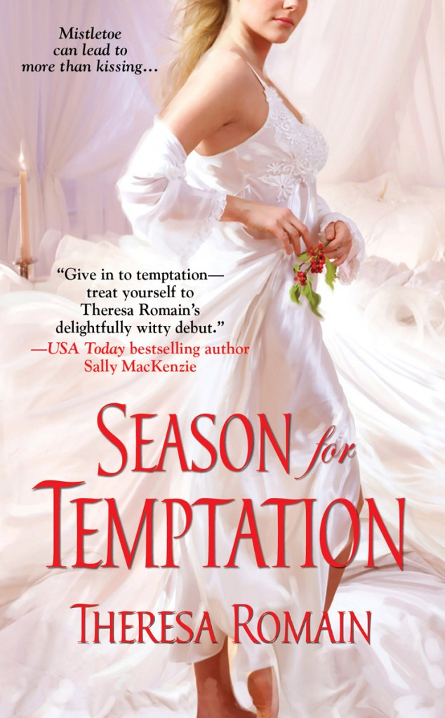 Season for Temptation cover art