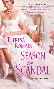 Season for Scandal cover art