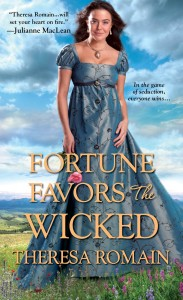 Fortune Favors the Wicked cover art