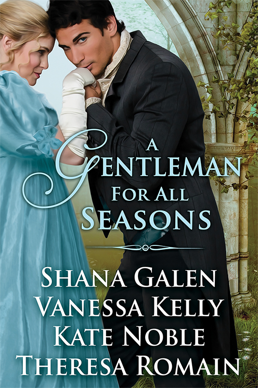 A Gentleman for All Seasons anthology cover art